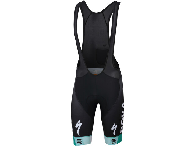 Sportful Team Bora-HG Bodyfit Classic Bib Shorts Herren black